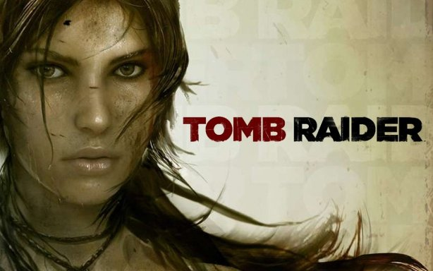 Lara Croft in the 2012 Tomb Raider reboot